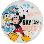 Luminarc Disney Party Mickey Dessert Plate 20cm