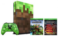 Microsoft Xbox One S 1 TB Minecraft Limited Edition