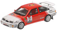 Minichamps Ford Sierra RS Cosworth Winner Rally 1987