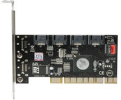 Unitek PCI to 4 x SATA PCI-SATA-4IR