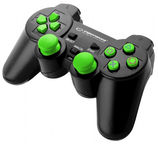 Esperanza Trooper USB Gamepad Black/Green