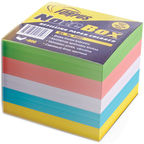 Forpus Paper Cube Coloured F