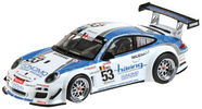 Minichamps Porsche 911 GT3R Winner 2010 White/Blue