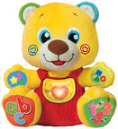 Clementoni Baby Sandy Interactive Soft Toy LV/LT/EE