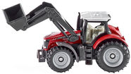 Siku Massey Ferguson Tractor With Front Loader 1484