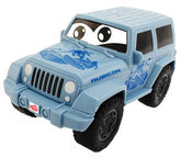 Dickie Toys Jeep Rubicon Squeezy 203811001 Blue