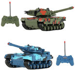 Crazon Infrared RC Battle Tank 2Pack