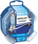 Neolux N499B Blue Light H7 55W 12V 2pcs
