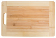 Home4you Cutting Board Bamboo Home 20x30x1.8cm