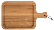 Home4you Tray/Cutting Board Bamboo Home L