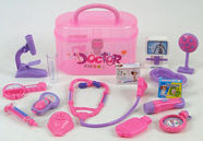 Tommy Toys Doctor Case Set Pink 165250