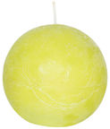 Home4you Candle Energizing Lemongrass D7.5cm