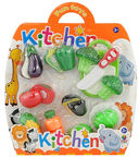 Tommy Toys Kitchen Fun Toys Vegetables 423251