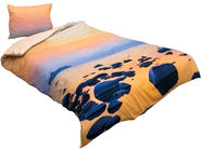 Bradley Bed Set 150x210cm Stone Sea