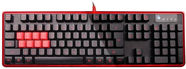 A4Tech Bloody B2278-8 Light Strike Mechanical Gaming Keyboard US Black