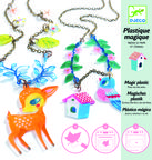 Djeco Magic Plastic The Fawn And The Bird DJ09494