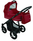 Baby Design Lupo Comfort  02 Dark Red