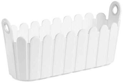 Emsa Landhaus 39x15x19cm White (21515166)