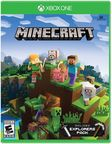 Minecraft incl. Explorers Pack Xbox One