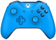 Microsoft Wireless Controller Blue Vortex