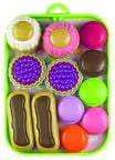 Ecoiffier Tray With Cakes 8/980S