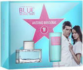 Antonio Banderas Blue Seduction 50ml EDT + 100ml Body Lotion