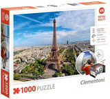 Clementoni Virtual Reality Puzzle Paris 1000pcs 39402