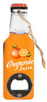 Home4you Bottle Opener Ventura 5x15cm Orange