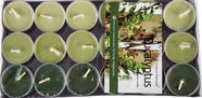 Home4you Talent Colour Candles 36pcs Green