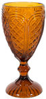 Home4you Wine Goblet Verona 300ml Amber