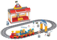 Dede Train Station Midi Set 43830