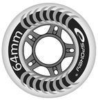 Spokey PU Wheel 64mm