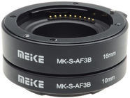 Meike Automatic Extension Tube Set For Sony E-Mount