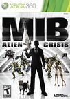 Men in Black: Alien Crisis Wii