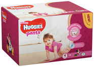 Huggies Pants Girl S4 72