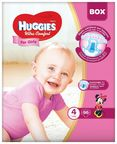Huggies UC Box 4 Girl 96