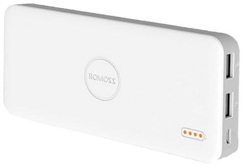Romoss Polymos 10 Air 10000mAh Power Bank White (6951758336887)