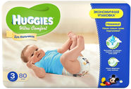 Huggies Ultra Comfort Boy MP3 80