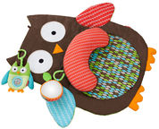 SkipHop Treetop Friends Tummytime Baby Mat