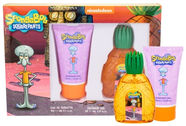 Nickelodeon SpongeBob Squarepants Squidward 50ml EDT + 75ml Shower Gel