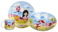 Banquet Little Princess Childrens Dinner Set