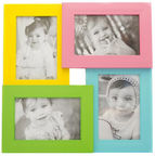 Avatar Photo Frame For 4 Photos Coloured