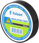 Folsen Insulating Tape 10m Black