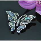 Vincento Brooch With Zirconium Crystal LD-1368