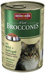Animonda Brocconis With Game & Poultry 400g