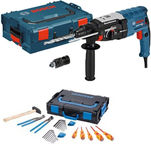 Bosch GBH 2-28 F Rotary Hammer with Accessories