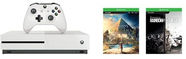 Microsoft Xbox One S 1TB + Assassin's Creed: Origins And Rainbow Six: Siege Digital Download