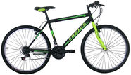 "Frejus 26"" MTB Black Green"