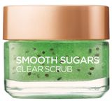 L´Oreal Paris Smooth Sugars Clear Scrub 50ml