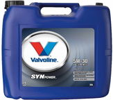 Valvoline SynPower ENV C2 5w30 Diesel Engine Oil 20L